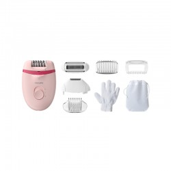 Philips Satinelle Essential Corded Compact Epilator BRE285/00