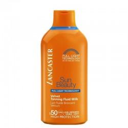 Lancaster Sun Beauty Velvet Tanning Fluid Milk SPF50
