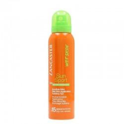 Lancaster Sun Sport Invisible Mist Wet Skin Application SPF15
