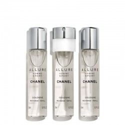 Chanel Allure Homme Sport Cologne Refills Eau De Toilette