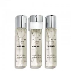 Chanel Allure Homme Sport Eau Extreme Refills Eau De Parfum