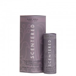 Scentered Sleep Well Wellbeing Ritual Aromatherapy Balm