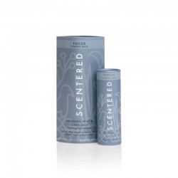 Scentered Focus Wellbeing Ritual Aromatherapy Balm