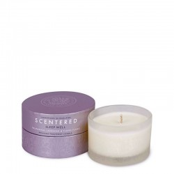 Scentered Sleep Well Aromatherapy Travel Candle