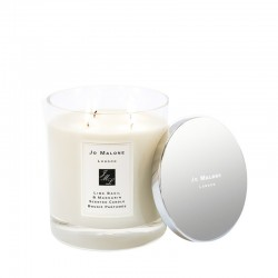 Jo Malone Deluxe Candle Lime Basil and Mandarin