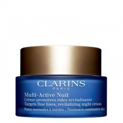 Clarins Multi-Active Night Cream For Normal To Combination Skin