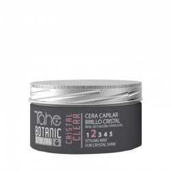 Tahe Cristal Clear Styling Wax For Crystal Shine (Fixing Level 2)