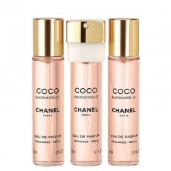 Chanel Coco Mademoiselle Eau De Parfum Twist & Spray Refill