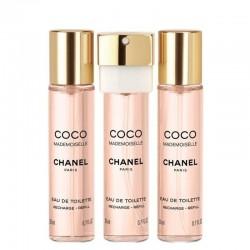 Chanel Coco Mademoiselle Eau De Toilette Twist & Spray Refill