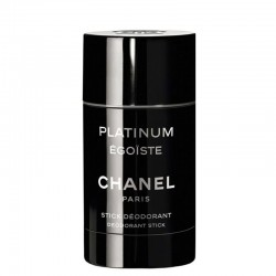 Chanel Egoiste Platinum Deodorant Stick