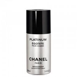 Chanel Egoiste Platinum Deodorant Spray