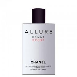 Chanel Allure Homme Sport Hair & Body Wash