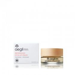 Aegli Premium Organics Remodeling Eye & Lips Cream