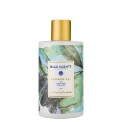 Blue Scents Shower Gel White Infusion