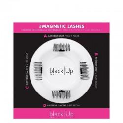 Black Up Magnetic Lashes 02