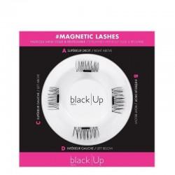 Black Up Magnetic Lashes 01