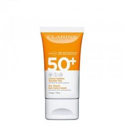 Clarins Dry Touch Sun Care Cream Face UVA/UVB SPF 50