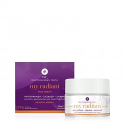 Mediterranean Youth My Radiant Face Cream Healthy Ageing