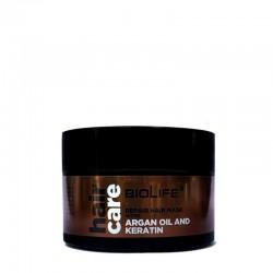 Biolife Repair Mask Argan Oil & Keratin
