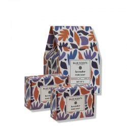 Blue Scents Soap Set Lavender