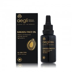 Aegli Premium Organics Kakadu Elixir Dry Face Oil