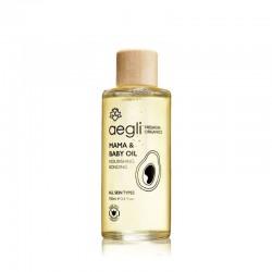 Aegli Premium Organics Mama & Baby Oil