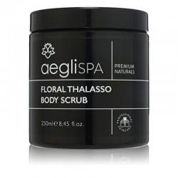 Aegli Premium Organics Floral Thalasso Body Scrub