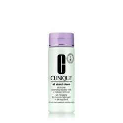 Clinique All About Cleansing Micellar Milk & Make Up Remover For Skin Type 1,2