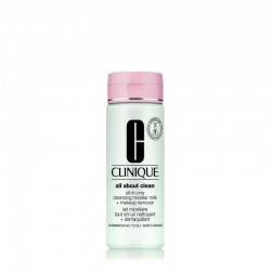 Clinique All About Cleansing Micellar Milk & Make Up Remover For Skin Type 3,4
