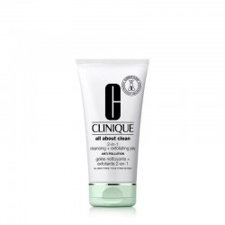 Clinique All About Clean 2-in-1 Cleansing & Exfoliating Jelly