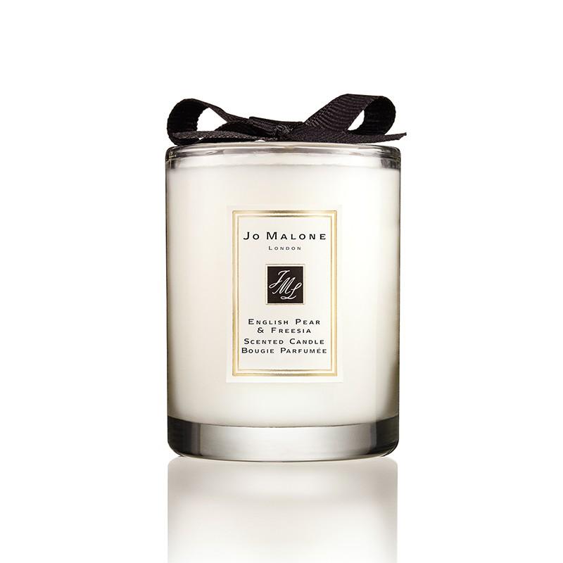 Jo Malone Travel Candle English Pear & Freesia 60gr 60gr home   αρωματικα χωρου   κεριά