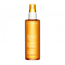 Clarins Sun Care Radiant Oil Spray High Protection UVB/UVA 30