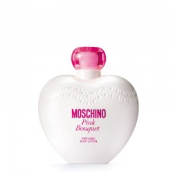 Moschino Pink Bouquet Body Lotion
