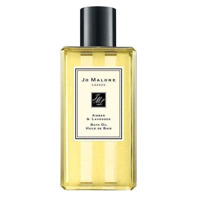 Jo Malone Bath Oil Amber & Lavender 250ml 250ml home   home