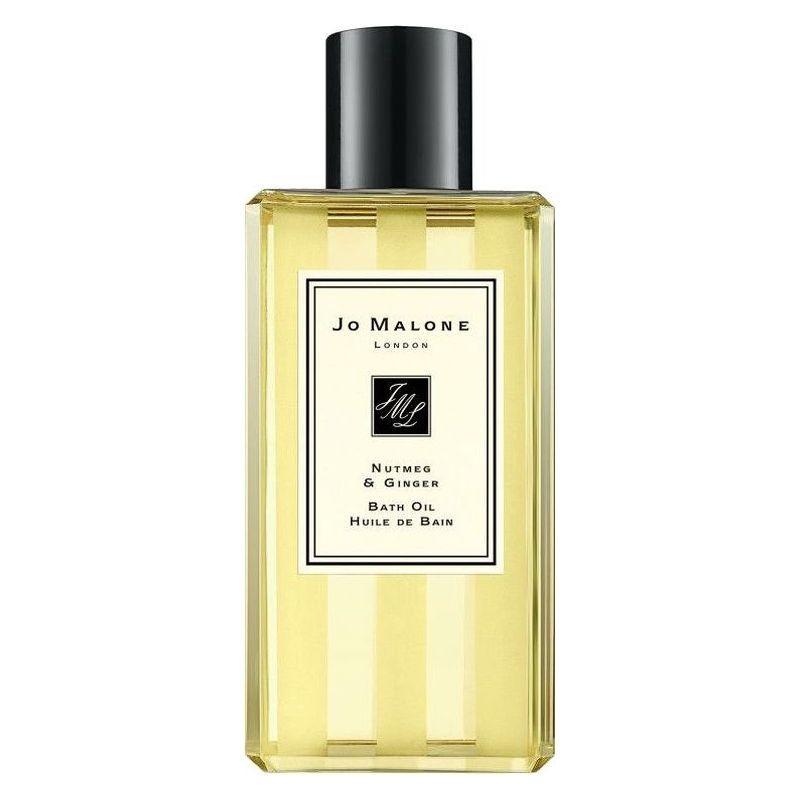 Jo Malone Bath Oil Nutmeg & Ginger 250ml 250ml home   προϊοντα ομορφιασ   σώμα   μπάνιο    αιθέρια έλαια   άλατα