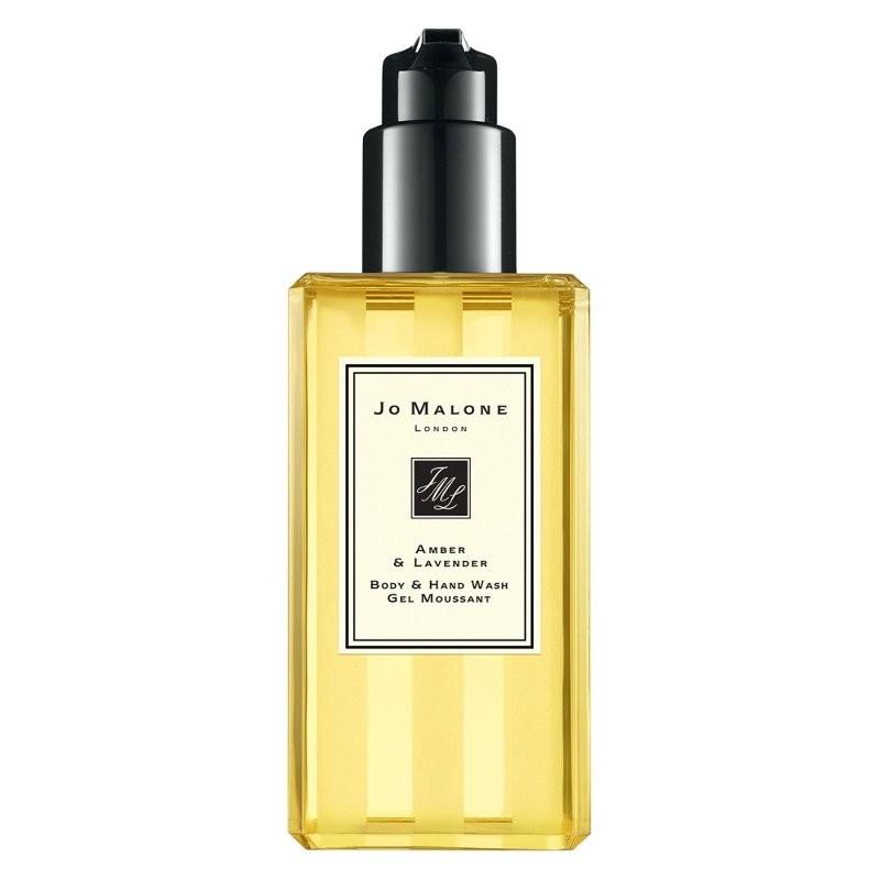 Jo Malone Body & Hand Wash Amber & Lavender 250ml 250ml home   προϊοντα ομορφιασ   σώμα   μπάνιο    μπάνιο   ντους