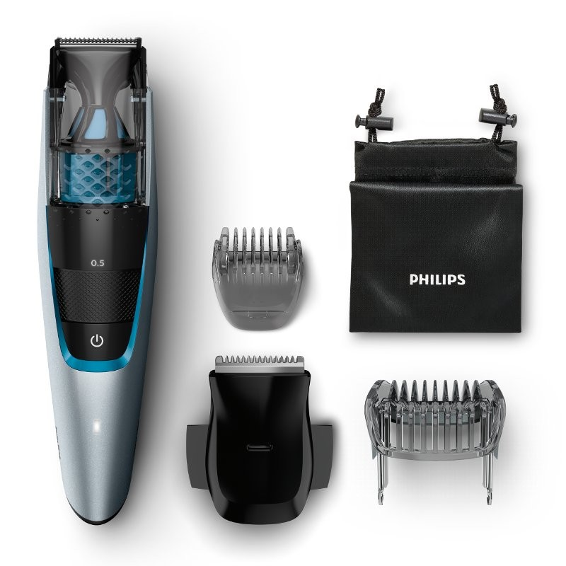 Philips Beardtrimmer Series 7000 Vacuum Beard Trimmer BT7210/15 home   αξεσουαρ   συσκευές    hair