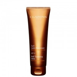 Clarins Self Tanning Milk SPF6