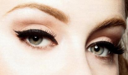 Τα μάτια της Adele.